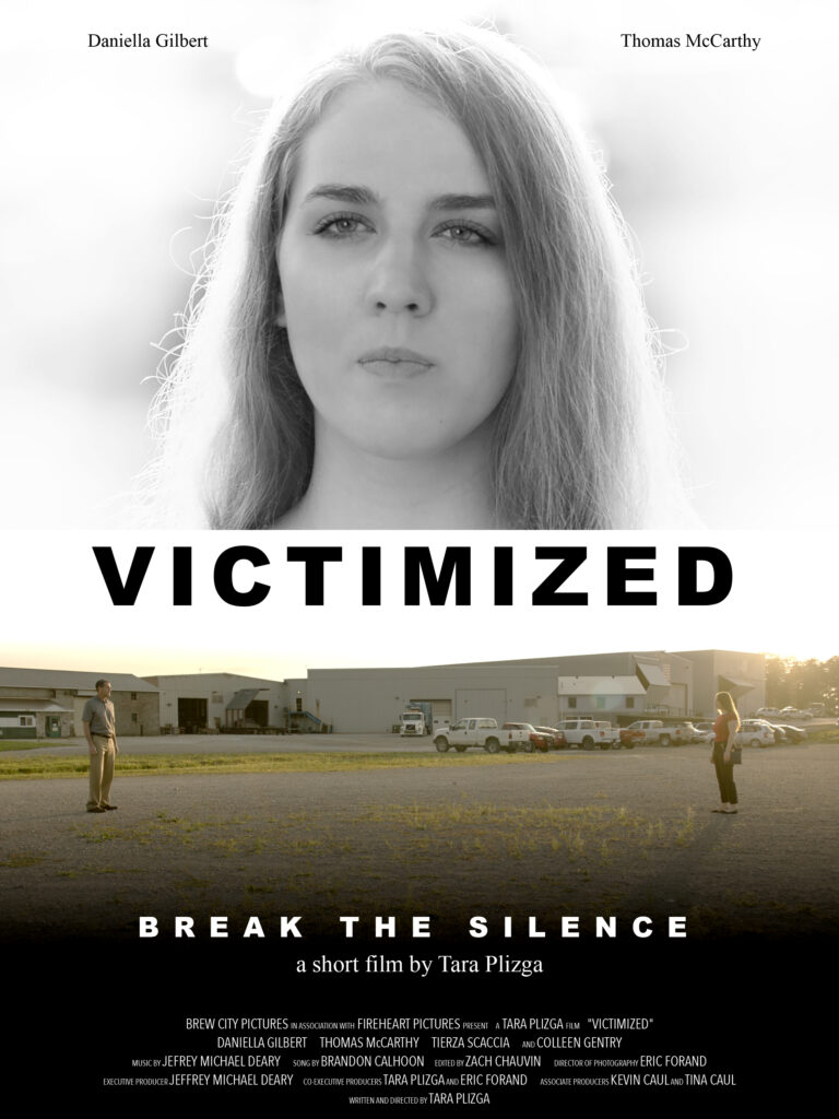 VICTIMIZED | One Sheet
